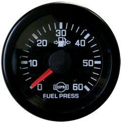 Isspro Gauge Fuel Pressure (Isspro Gauges R5607R Fuel Pressure Gauge)