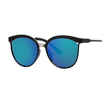 JIAWEIDAMAI Gafas De Sol Negras Atractivas del Ojo De Gato ...