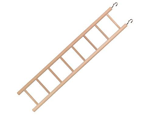 Nobby Wooden Ladder 8 Rungs 34 x 7 cm