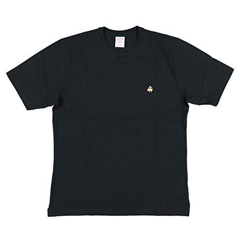 Brooks Brothers Mens Original Crew T-Shirt (XL, Black) from Brooks Brothers