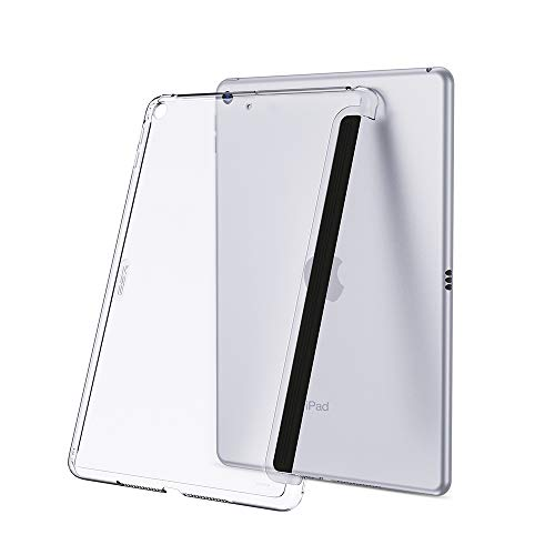 ESR Clear Case for iPad Air 3 Rear Case, Clear Hard Case [Fits with Smart Keyboard and Smart Cover], Slim Fit Back Shell Cover Yippee Hard Shell Specially Designed for iPad Air 3 10.5
