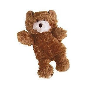 Kong Company Dr. Noys Teddy Bear Toy Extra Small - (Dr Noys Cat Toys)