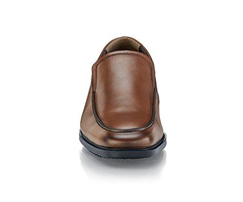 Shoes 1217 40 6 for 40 Lederschuh Herren Größe EU VENICE Braun 5 für Crews qr6wgEq