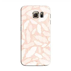 Cover It Up - Feather Pink Print Galaxy Note 5 Hard Case