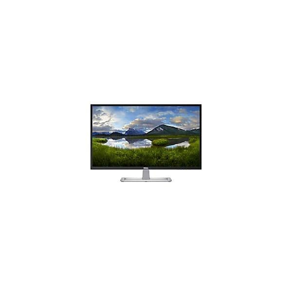 "Dell D Series LED-Lit Monitor 31.5"" White D3218HN, FHD 1920x1080, 16:9, IPS LED Back-lit, HDMI, VGA, VESA 1"