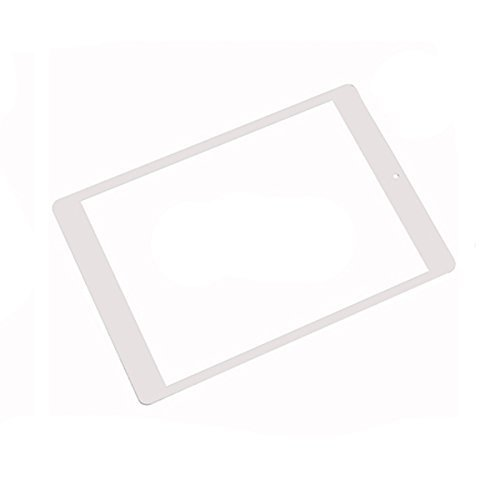 Replacement White Touch Screen Digitizer Glass Panel for APEX TM785CH 7.85 Inch Tablet PC