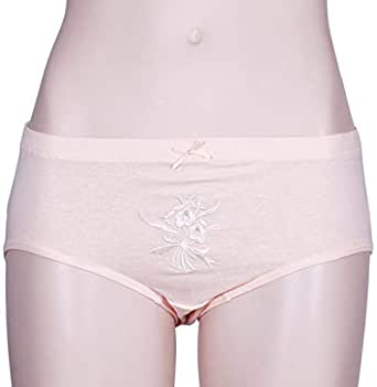 Mariposa Orange Pantie For Women