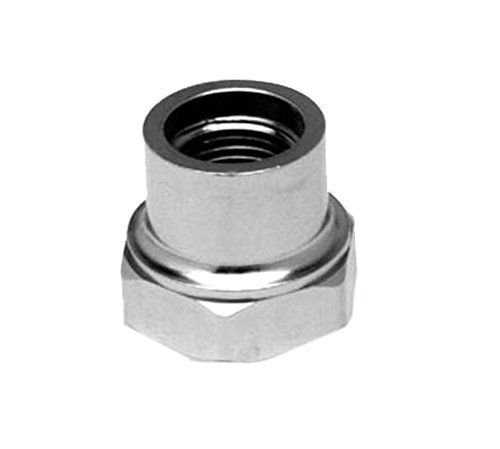 (T&S Brass B-0413-M Adapter, Swivel to Rigid Adapter (Pack of 2))