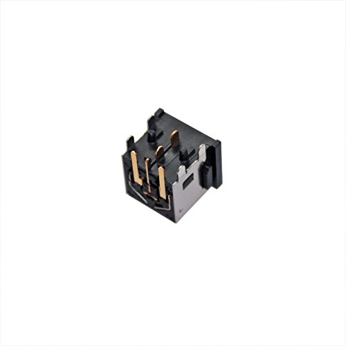 GinTai DC Power Jack Socket Connector Plug Charging Port Replacement for MSI GT72 GT72S 2QD 2QE 2PC 6QD 6QE 6QF 6RE GT72VR 6RD 7RD 7RE Dominator WT72 MS-1781 by GinTai (Image #4)