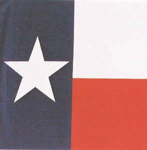 Amazoncom State Of Texas Flag Bandanna Lone Star Bandana Clothing