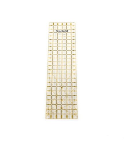 Omnigrid R24 6 Inch by 24 Inch Quilters Ruler
