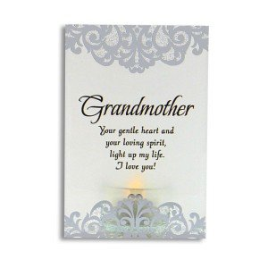 Amazon Grandmother Plaque