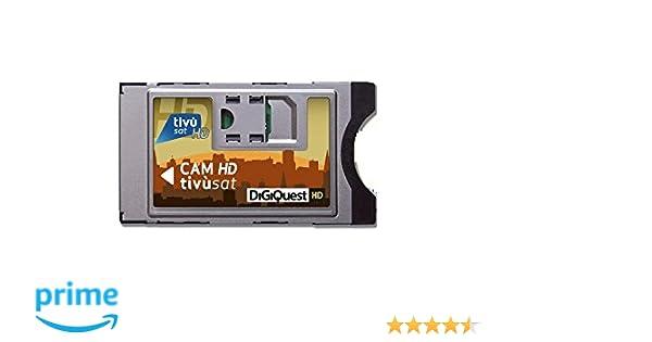 Nueva Versión Tivusat Módulo SMARCAM HD CI + CI Tivusat (sin tarjeta)