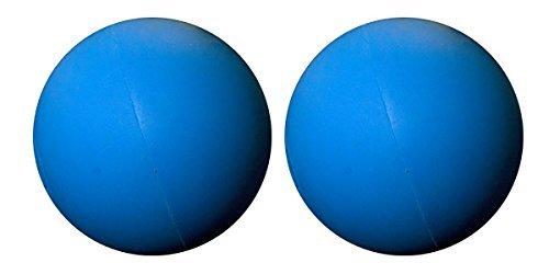 lbs-2Juego lacrosse masaje Bolas–Azul Azul LacrosseBallStore