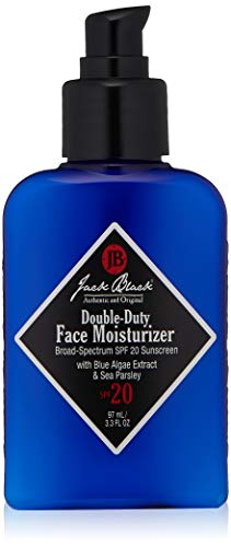 JACK BLACK – Double-Duty Face Moisturizer – SPF 20, Broa