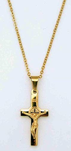 Contreras Gold St. Benedict