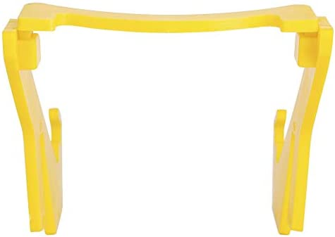 Yellow Bucket Rack Equipment Easy pour Beekeeping Stand Frame Grip Hive
