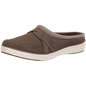 Grasshoppers Women's Cruise Mule Suede Clog