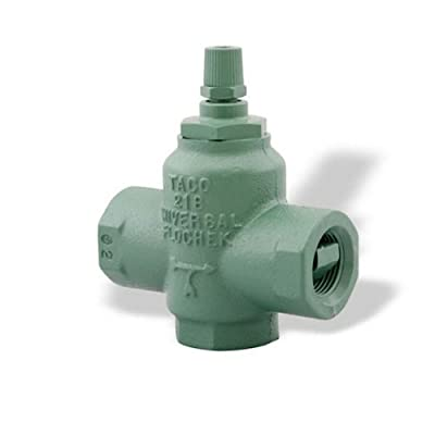 Taco 218-3 Cast Iron Flo-Check Valve, Universal Position, NPT by Taco