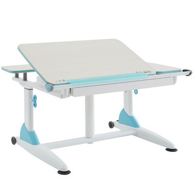 40'' W Writing Desk with Drawer Finish: Blue by Kid2Youth
