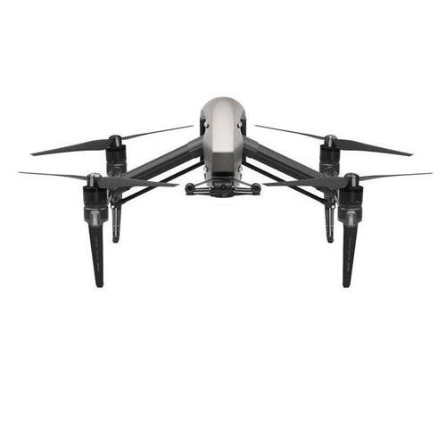 DJI Inspire 2 Quadcopter with CinemaDNG and Apple ProRes Licenses, Includes Remote Control, 4x Propeller, 2x Intelligent Flight Battery