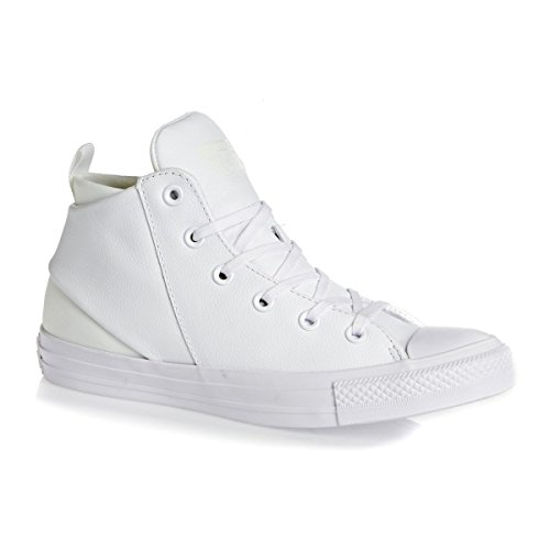 Converse Mode Monochrome All Star Baskets Femme Blanc Sloane rAr6vqwB