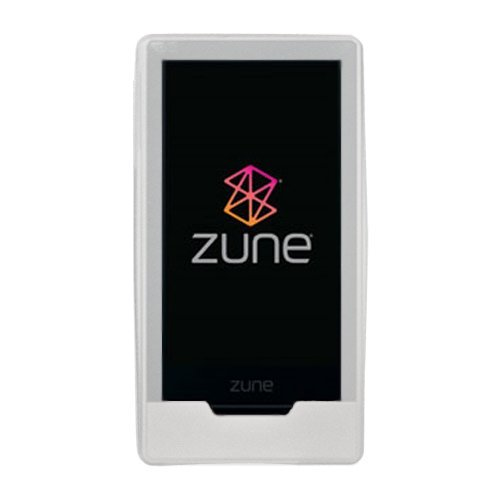 (Microsoft Zune HD 16GB / 32GB Media Player Silicone Gel Skin Case Cover (SMOKE))