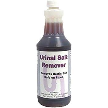 Amazon.com: Parent - Eliminador de sal de orina, 1 Cuarto de ...