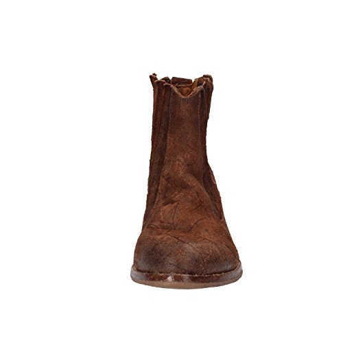 Ankle Suede Scamosciata 37 Uk Brown Uk Donne ue Moma Moma Boots Stivaletti Marrone Delle 37 eu 4 4 Womens zCT5Fxwq