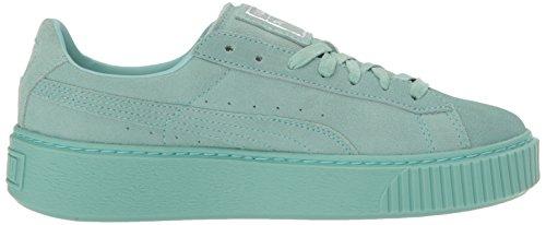 Puma Vrouwen Mand Platform Reset Wns Fashion Sneaker Aruba Blue-aruba Blue