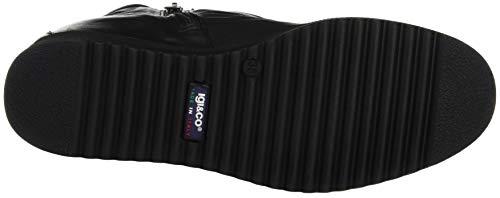 Souples Dsk Bottes 20 Femme Nero Igi Noir amp;Co 21611 Bottines 5wXPnqpC