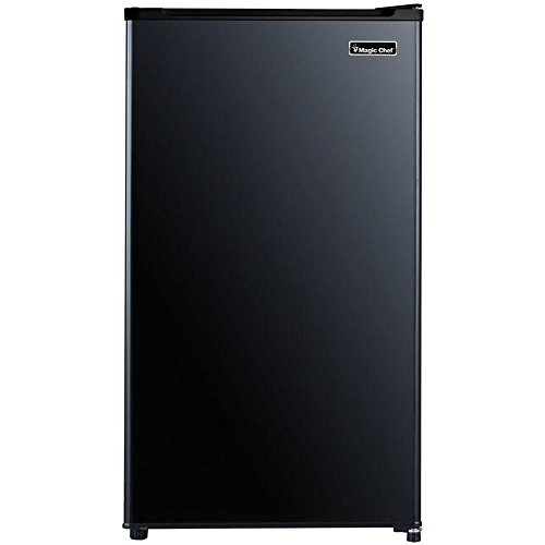 Magic Chef MCAR320B2 All Refrigerator, 3.2 cu.ft, Black
