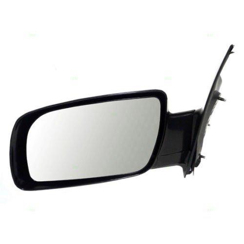 TYC 2310012 Chevrolet/GMC Below Eyeline Driver Side Manual Replacement Mirror by TYC (Mirror Side Manual Below Eyeline)