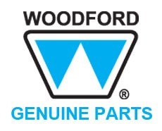 Woodford 85062 2' Heater Assembly with Heater Cover