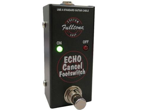 Fulltone CS-ECF Custom Shop Echo Cancel Footswitch by Fulltone