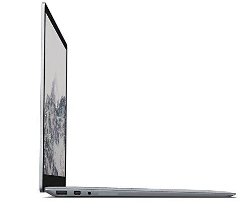 Microsoft Surface Laptop (Intel Core i7, 16GB RAM, 1 TB) - Platinum (Renewed)