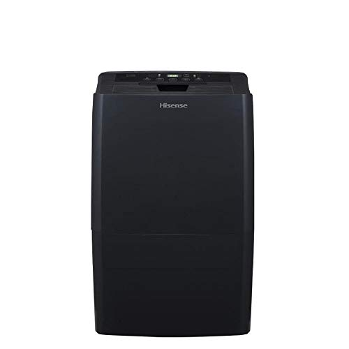 Hisense 70 Pint Dehumidifier DH-7019K1G Low Temp Operations & Energy Star Rated Great for Basements and has Quiet Operation