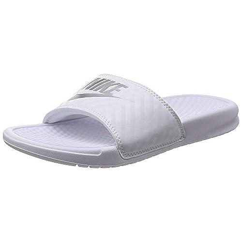 timeless design 684b5 f83b9 Nike Benassi Jdi, Chaussures de Plage et Piscine Femme high-quality
