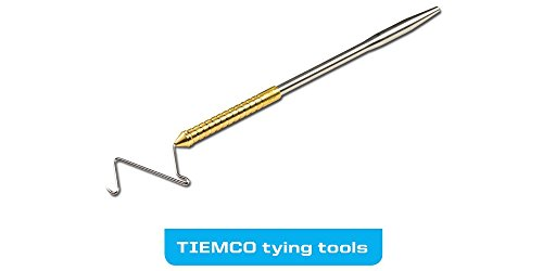 - TIEMCO Dual Finisher — Whip/Half-Hitch