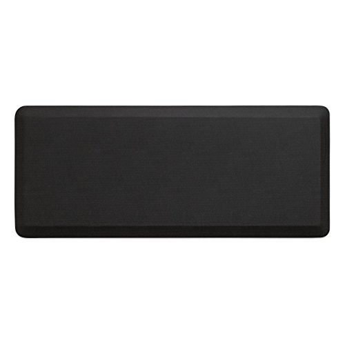 - NewLife by GelPro Anti-Fatigue Designer Comfort Kitchen Floor Mat, 20x48