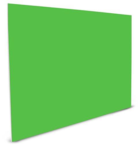 ELMERS Foamboard, Neon Green 20X30X3/16 (950042)