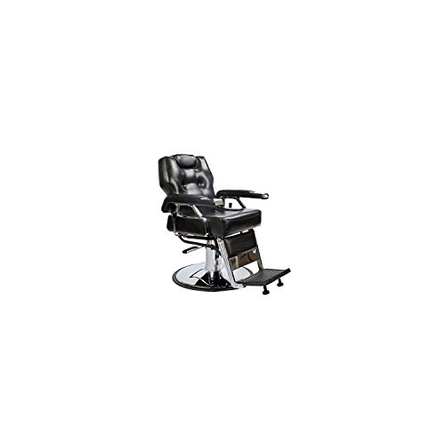 Keller Hydraulic Economy Barber Chair by *Keller