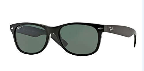 Ray Ban RB2132 NEW WAYFARER Sunglasses Color - Rb2132 58 New 901 Wayfarer