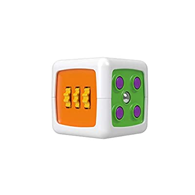 Fisher-Price My First Fidget Cube: Toys & Games