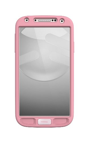 Switcheasy Silicone Case (SwitchEasy Colors Silicone Case for Samsung Galaxy S4 - Retail Packaging - Baby Pink)