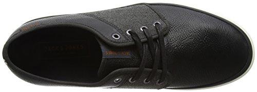 JACK & JONES Turbo - Zapatillas Hombre Negro - Black (Anthracite)