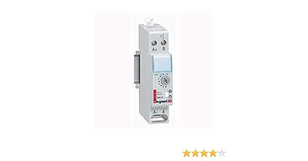 Temporizador de luz modular 16 scale 230 V-50% 2F60 Legrand 04702 Hz: Amazon.es: Bricolaje y herramientas