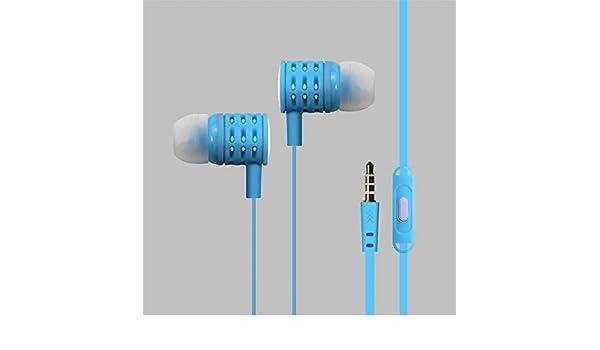 MyNetDeals - Auriculares estéreo para LG Q60, Q50, K40 (Sonido de ...
