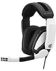 Sennheiser headset GSP 301 one-size zwart, wit