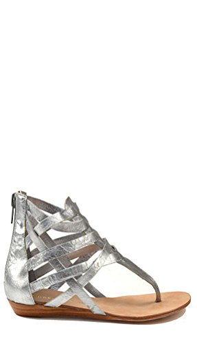 Chinese Laundry Trickster Sandals (7, Silver) (Silver Sandals Chinese Laundry)
